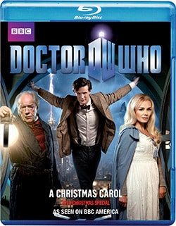 Doctor Who: A Christmas Carol (Blu-ray Disc) 7584403