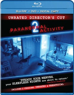 Paranormal Activity 2 (Director's Cut) (Blu-ray/DVD) 7589581