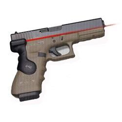Crimson Trace Glock 17-37 Polymer Rear Activation Overmold