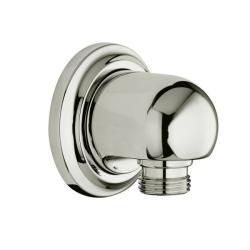 Kohler K-10574-SN Vibrant Polished Nickel Bancroft Supply Elbow