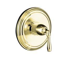 Kohler K-T397-4-PB Vibrant Polished Brass Valve Trim