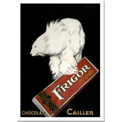 Leonetto Cappiello 'Chocolat Cailler' Oversized Gallery-wrapped Canvas Art