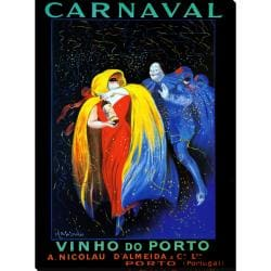 'Carnival' Canvas Art