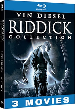 Riddick Collection (Blu-ray Disc) 7607920