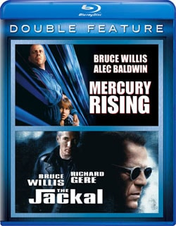 Mercury Rising/The Jackal (Blu-ray Disc) 7611845