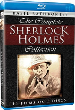 Sherlock Holmes: The Complete Collection (Blu-ray Disc) 7612068