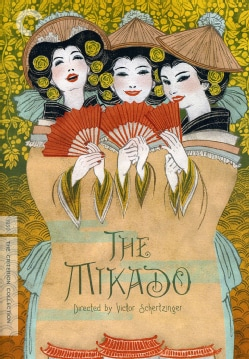The Mikado: The Criterion Collection (DVD) 7612125