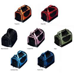 Pet Gear World Traveler Practical Nylon Large Wheeled Pet Bag