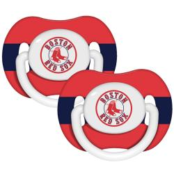 Boston Red Sox Pacifiers (Pack of 2)