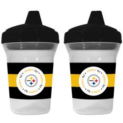 Pittsburgh Steelers Sippy Cups (Pack of 2) 7623947