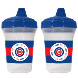 Chicago Cubs Sippy Cups (Pack of 2) 7623951