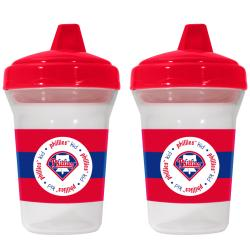 Philadelphia Phillies Sippy Cups (Pack of 2) 7623954