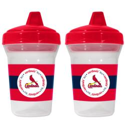 St. Louis Cardinals Sippy Cups (Pack of 2) 7623956