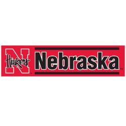 Nebraska Cornhuskers 8-foot Nylon Banner 7631446
