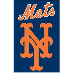 New York Mets Nylon Banner Flag 7631458
