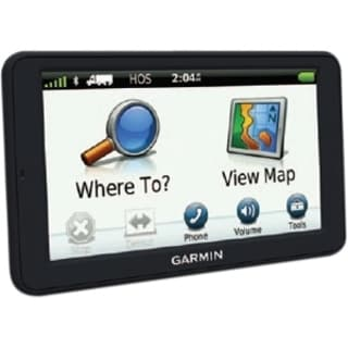 Garmin dēzl 560LMT Automobile Portable GPS Navigator - Portable