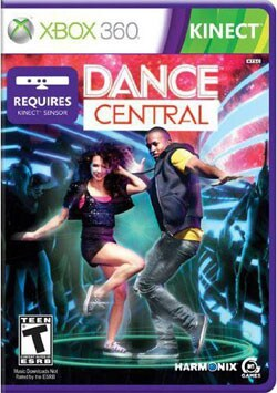 Xbox 360 - Kinect Microsoft Dance Central–Overstock.com-Cash Back