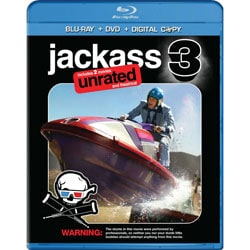 Jackass 3 3D (Blu-ray Disc) 7636825