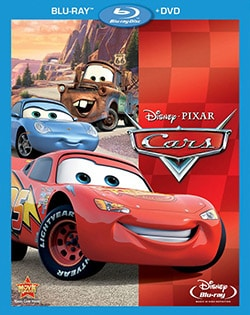 Cars (Blu-ray/DVD) 7637015
