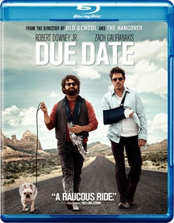 Due Date (Blu-ray/DVD) 7639376