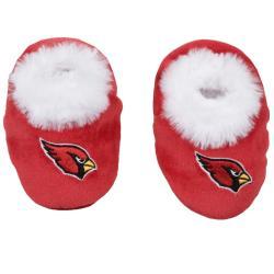 Arizona Cardinals Baby Bootie Slippers