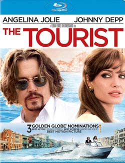 The Tourist (Blu-ray Disc) 7644614