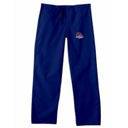 Gelscrub Unisex Navy Boise State Bronco Scrub Pants