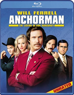 Anchorman: The Legend of Ron Burgundy (Blu-ray Disc) 7649105