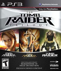 PS3 - Tomb Raider Trilogy - By Square Enix 7656805