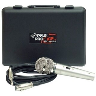 Pyle PDMIK4 Dynamic Microphone