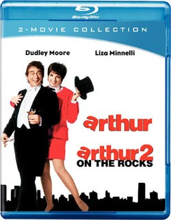 Arthur/Arthur 2: On the Rocks (Blu-ray Disc) 7663999