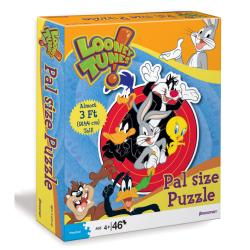 Looney Tunes Pal Size Puzzle