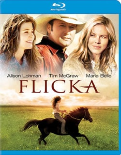 Flicka (Blu-ray Disc) 7666930