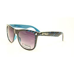 Airwalk Women's 'Wicked' Blue Fashion Sunglasses