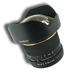 Rokinon 14mm F2.8 Ultra Wide Angle Lens for Nikon AE