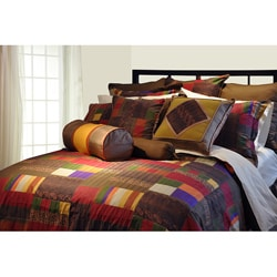 Marrakesh 12-piece King-size Bed in a Bag with Sheet Set
