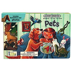 Junior Groovies Pets Storybook