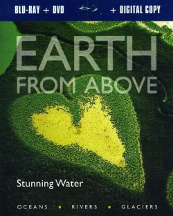Earth from Above: Stunning Water (Blu-ray/DVD) 7681336