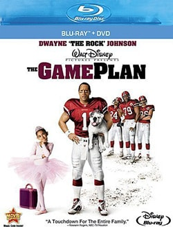 The Game Plan (Blu-ray/DVD) 7681731