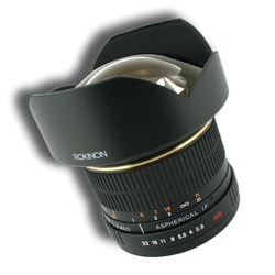 Ultra Wide Angle 14mm F2.8 Lens for Olympus