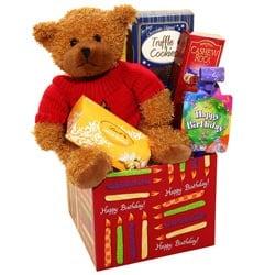 Beary Happy Birthday Gift Box