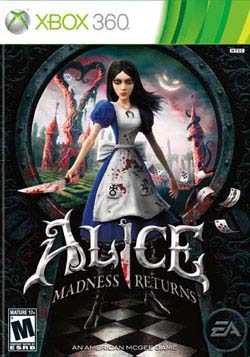 Xbox 360 - Alice: Madness Returns 7690484