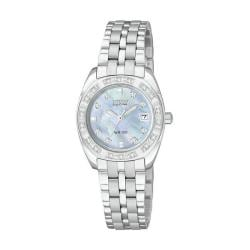 Citizen Eco-Drive Women's 'Paladion' Diamond Case Watch
