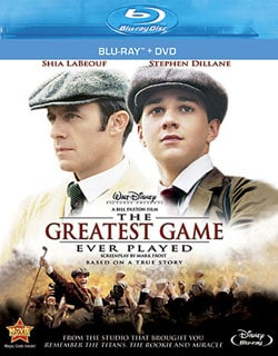 The Greatest Game Ever Played (Blu-ray/DVD) 7696047
