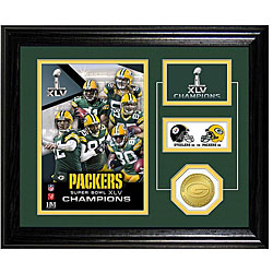 Super Bowl XLV Champion Desktop Photomint 7700859
