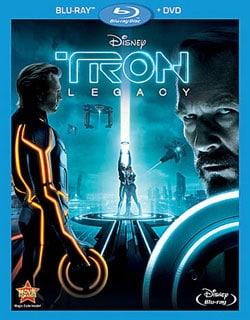 Tron: Legacy (Blu-ray/DVD) 7703627