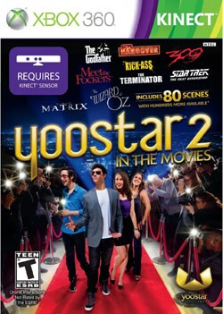Yoostar 2: In The Movies For Xbox 360