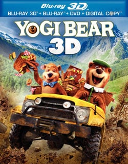 Yogi Bear 3D (Blu-ray/DVD) 7709416