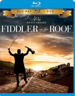 Fiddler on the Roof (Blu-ray/DVD) 7712402