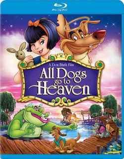 All Dogs Go To Heaven (Blu-ray Disc) 7712406